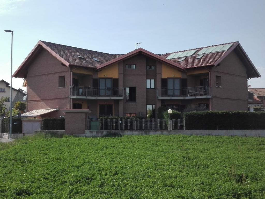 nuova costruzione condominio residenziale