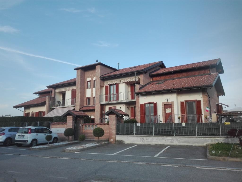 nuova costruzione plurifamiliare villa volvera