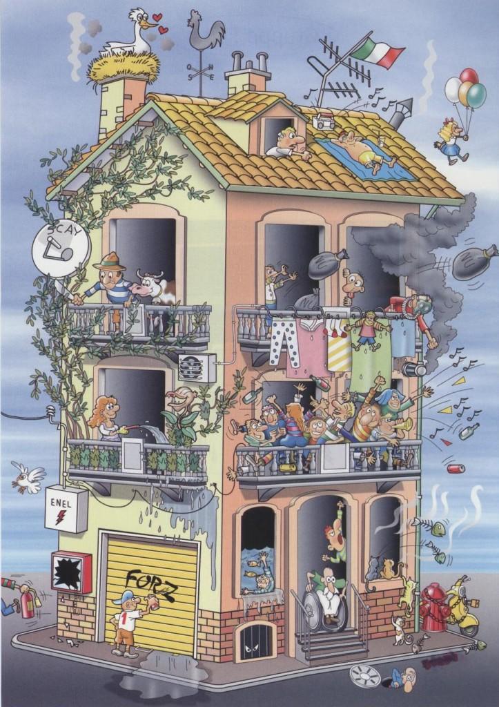amministrazione condominio